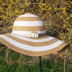 Vince Camuto Wide Brim Floppy Hat